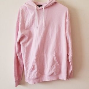 F21 Oversized French Terry Hoodie